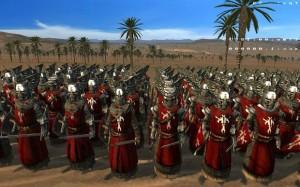 Medieval-II-Total-War-Kingdoms Красные рыцари, крестоносцы