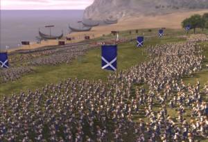 Шотландцы-юниты