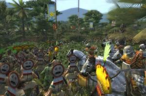 Medieval индейцы атакуют