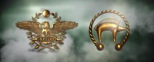 рим тотал вар 2 цезарь в галии эмблема