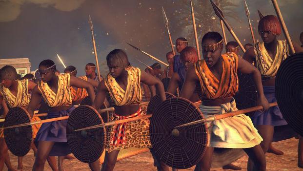 Женщины-воины античности